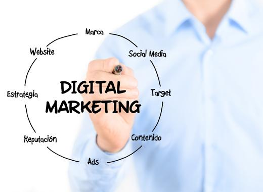 5 Estrategias de Marketing digital que de seguro impulsarán tu negocio