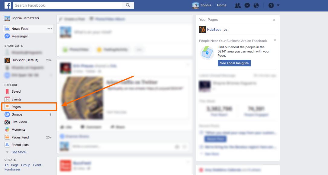 """La opción Páginas en la barra lateral de un News Feed de Facebook ayuda a los editores a aumentar alcance a pesar de la actualización del algoritmo News Feed. """"title ="""" facebook-pages-feed.png """"style ="""" display: block; margin-left: auto; margen-derecha: auto; width: 1086px; """"width ="""" 1086 """"caption ="""" false """"data-constrained ="""" true """"srcset ="""" https://blog.hubspot.com/hs-fs/hubfs/facebook-pages-feed.png?t = 1526835520657 & width = 543 & name = facebook-pages-feed.png 543w, https://blog.hubspot.com/hs-fs/hubfs/facebook-pages-feed.png?t=1526835520657&width=1086&name=facebook-pages-feed. png 1086w, https://blog.hubspot.com/hs-fs/hubfs/facebook-pages-feed.png?t=1526835520657&width=1629&name=facebook-pages-feed.png 1629w, https: //blog.hubspot. com / hs-fs / hubfs / facebook-pages-feed.png? t = 1526835520657 & width = 2172 & name = facebook-pages-feed.png 2172w, https://blog.hubspot.com/hs-fs/hubfs/facebook-pages -feed.png? t = 1526835520657 & width = 2715 & name = facebook-pages-feed.png 2715w, https://blog.hubspot.com/hs-fs/hubfs/facebook-pages-feed.png?t=1526835520657&width=3258&name= facebook-pages-feed.png 3258w """"tamaños ="""" (ancho máximo: 1086px) 100vw, 1086px"""