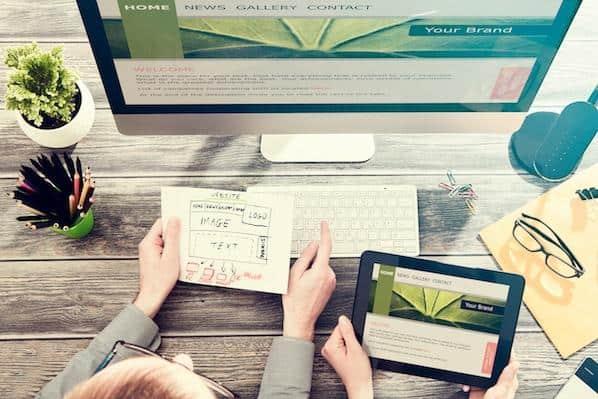 La guía fácil paso a paso para crear un sitio web  – Veeme Media Marketing