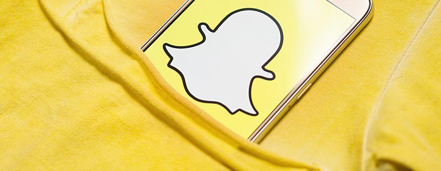 Los ingresos de Snapchat se establecen para pasar £ 100 millones por primera vez