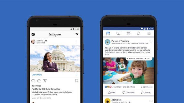 Facebook ha lanzado su archivo de anuncios políticos  – Veeme Media Marketing