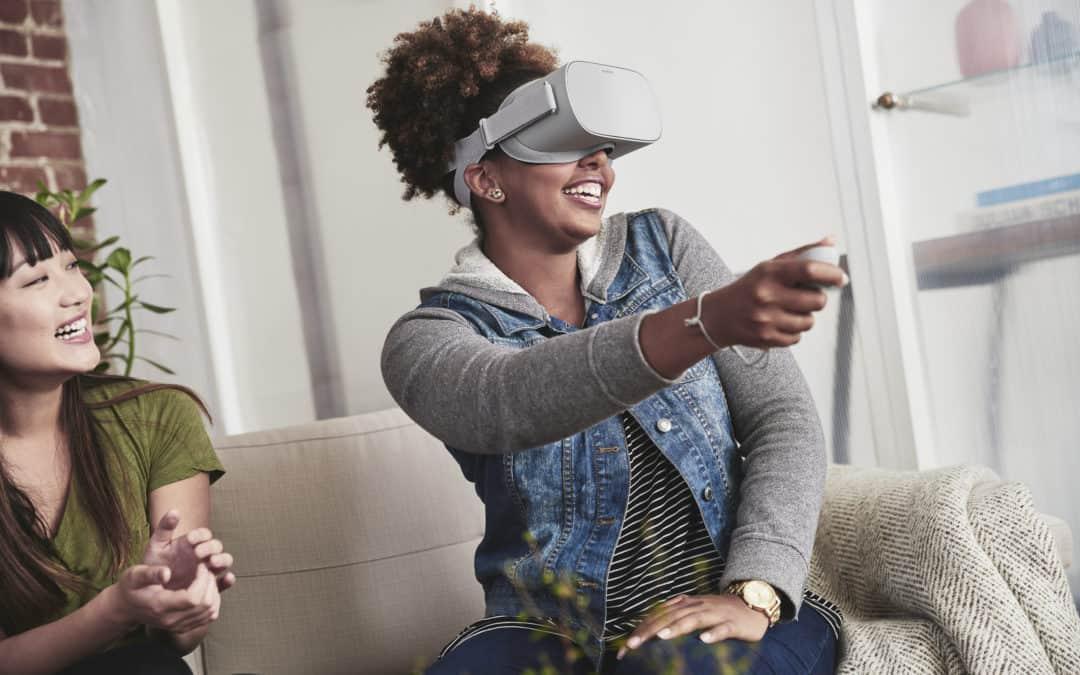 Aquí lo que realmente es jugar con un audífono VR  – Veeme Media Marketing