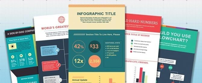 Cómo crear infografías en menos de una hora [15 Free Infographic Templates]  – Veeme Media Marketing