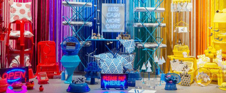 15 ejemplos creativos de tiendas pop-up de marca  – Veeme Media Marketing