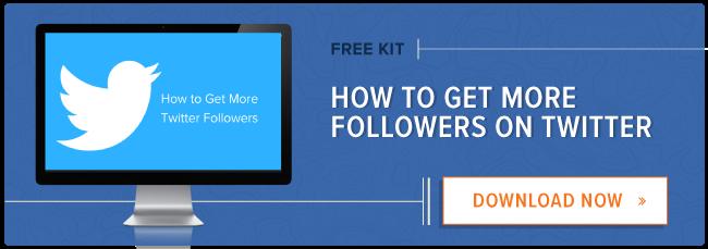 kit gratuito para seguidores en crecimiento en Twitter
