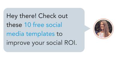 Echa un vistazo a estas 10 plantillas gratuitas para redes sociales