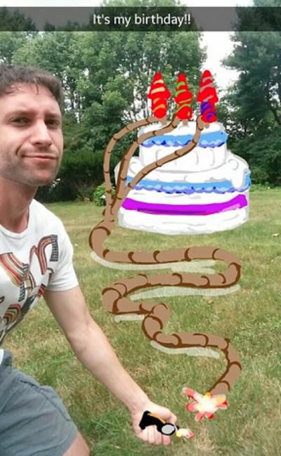 "cake-explosion-snapchat.jpg ""title ="" cake-explosion-snapchat.jpg ""width ="" 400 ""style ="" width: 400px"