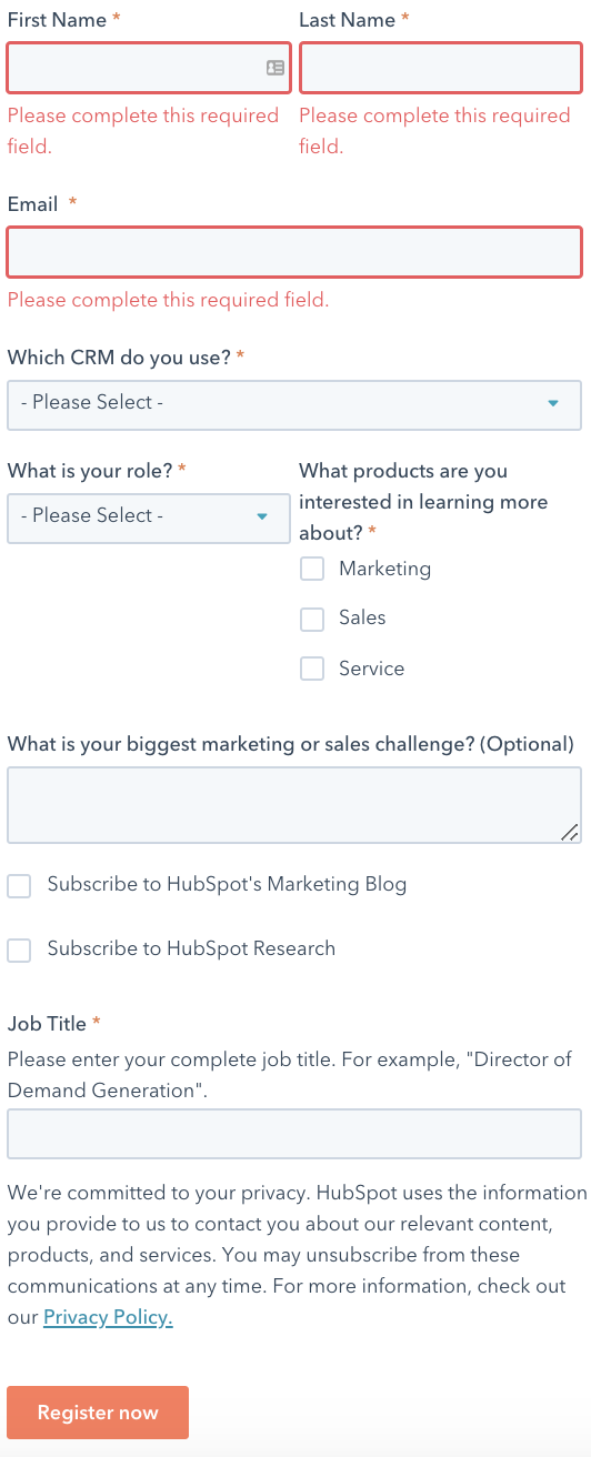 HubSpot_marketing_grader_lead_generation_form