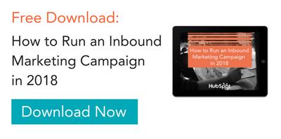 Cómo ejecutar una campaña de marketing entrante