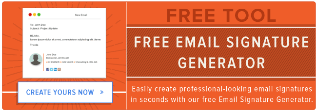 generador de firmas de correo electrónico gratuito