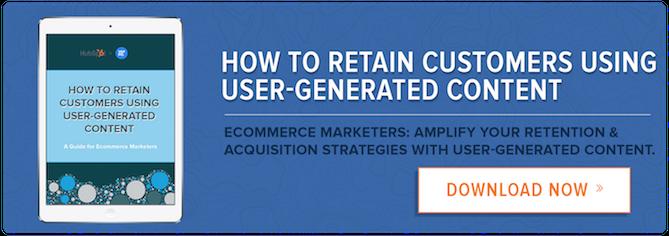 Amplía tus estrategias de retención y adquisición con El poder del contenido generado por el usuario.
