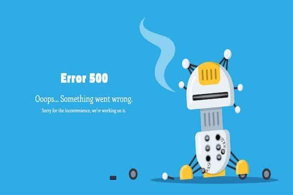 Qué significa un error interno del servidor HTTP 500 y cómo puede solucionarlo  – Veeme Media Marketing