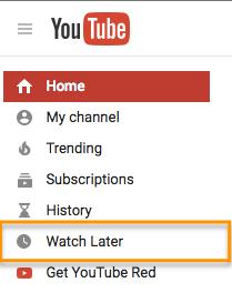 """Opción de ver más tarde de YouTube. """"Width ="""" 209 """"title ="""" Opción de ver más tarde de YouTube. """"Style ="""" width: 209px """"> [19659038] Desde allí, puede ver los videos que estaba guardando, así como eliminar fácilmente los videos de la lista que ya ha visto. </p> <h3> 8. Puede crear su propia URL personalizada de YouTube. </h3> <p style="""