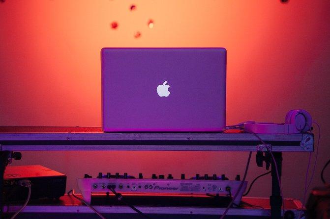 Imagen de archivo de SplitShire de una computadora