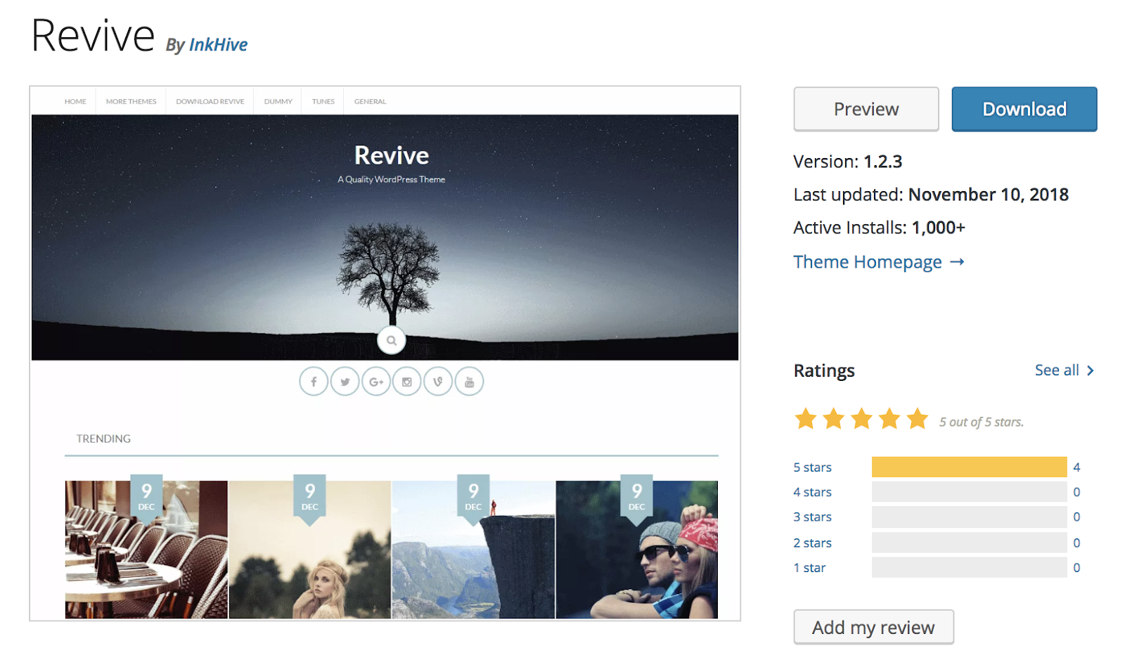 revive-wordpress-theme