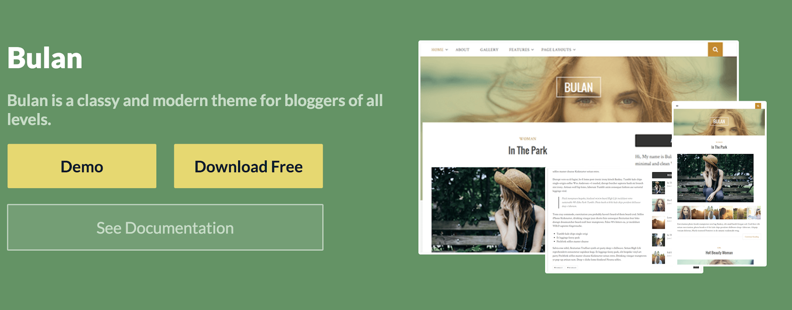 bulan-wordpress-theme