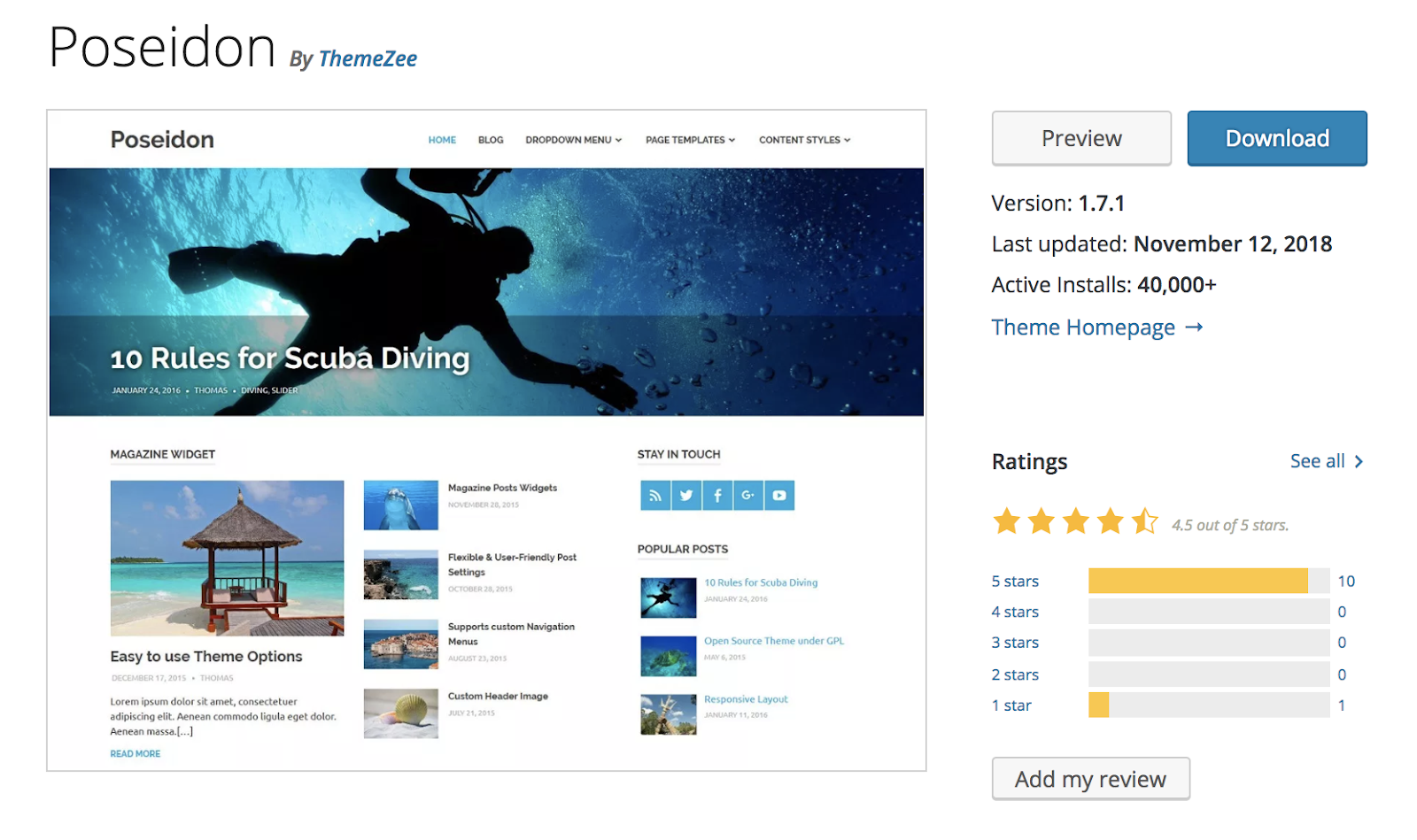 poseidon-wordpress-theme