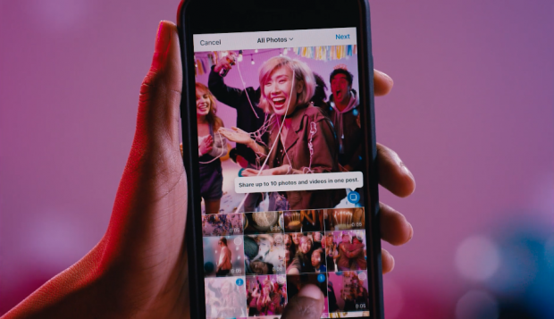 Cómo su empresa puede aprovechar al máximo la nueva función de álbum de Instagram | Blog de Hootsuite